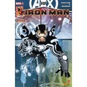 Iron Man Tome 6 - Avengers Vs X-Men