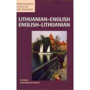 Lithuanian-English, English-Lithuanian Concise Dictionary by Victoria Martsinkyavitshute
