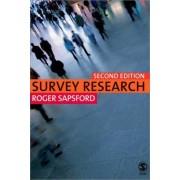 Survey Research by R. J. Sapsford