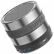 Boxa Portabila Tracer Kross BT, Bluetooth (Argintiu)