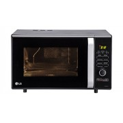 LG 28 L Convection Microwave Oven (MC2886BFTM, Black)