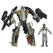 Transformers Dark of the Moon Mechtech Human Alliance Spike Witwicky and Backfire