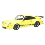 VISION 1/43 Porsche 911 Carrera RS 3.0 1974 lemon yellow / black stripe (japan import)