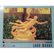 Sure Lox Land Marks; Rockefeller Center 500 Pc Jigsaw Puzzle