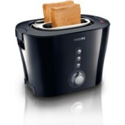 Philips HD2630/20 1000 W Pop Up Toaster(Black)