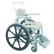 Etac Clean Self Prpoelled Shower Commode Chair