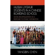 Muslim Uyghur Students in a Chinese Boarding School by Yangbin Chen