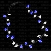 Fun Central G506 LED Ghosts Necklace - 34 Inch