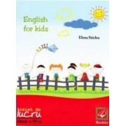 English for kids Clasa 4 Caiet - Elena Sticlea