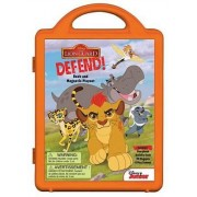 The Lion Guard Lion Guard, Defend! by Disney Book Group
