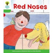 Oxford Reading Tree: Level 2: Decode and Develop: Red Noses by Roderick Hunt