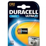 Pile Duracell Ultra M3 Photo - Duracell -CR2