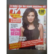 Tv Grandes Chaînes, Valérie Bègue Cover, Indochine, Nicolette Sheridan, Barbara Cabrita - F. Gall...