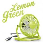 Ventilator USB TVE 1L, culoare verde deschis