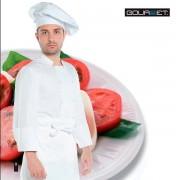 Chaqueta de cocina unisex manga larga ECONOMIC 50