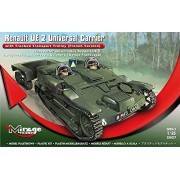 Mirage Hobby 355027 - Maqueta de Renault UE 2 universal Carrier with trac