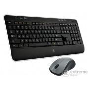 Kit tastatură + mouse Logitech Cordless DT MK520 HUN