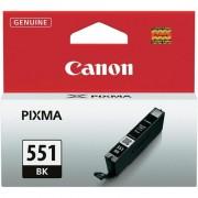 CANON CLI-551BK, Black InkJet Cartridge (BS6508B001AA)