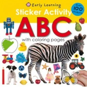 Sticker Activity: ABC [With Over 100 Stickers], Paperback