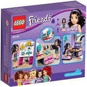 Lego Friends Emma Workshop 41115
