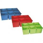Homestyle Eiswürfelbereiter 6er XXL, 3er Set, Eiswürfelform, Eiswürfel Eisform