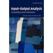 Input-Output Analysis by Ronald E. Miller