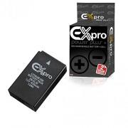 Ex-Pro Nikon EN-EL20, ENEL20 Power Plus+ Batterie Li-Ion pour appareil photo numérique Nikon 1 J1 10