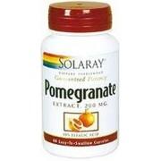 Granada (Pomegranate) 60 cápsulas de Solaray
