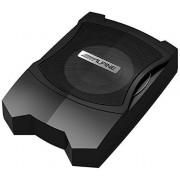 Alpine PWE-V80 Subwoofer para coche (activo, 160 W, 50 100 Hz, 34.2 cm, 8 cm, 23.8 cm), color negro