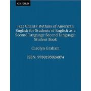 Jazz Chants: Student Book by Carolyn Graham