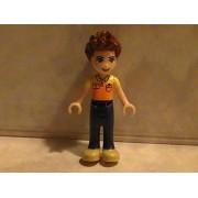 Authentic Lego Friends Daniel Minifigure from set 41118
