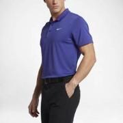 Мужская рубашка-поло для гольфа с облегающим кроем Nike Victory