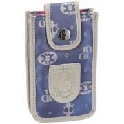 Poodlebags Club - Attrazione - mobile bag - 3CL0313MOBBB, Custodia per cellulari e smartphone donna 13x7x2 cm (L x A x P)