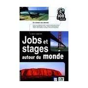 Jobs et stages autour du monde - Jean-Damien Lepère - Livre