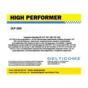 High Performer CLP 220 Industriële-tandwielkastolie 20 liter bidon