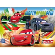Clementoni Puzzle 23622 - Cars 2 The race is on! - Maxi 24 pezzi