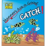 Child Therapy Toys Play 2 Learn Go Fish: Manners Are a Good Catch Card Game