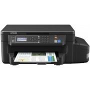 Multifunctional Epson L605, jet cerneala, A4, 13.7 ppm, Duplex, Retea, Wireless, CISS