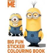 Despicable Me: Big Fun Book to Colour by Universal Studios