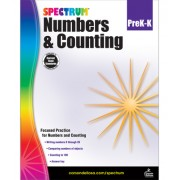 Numbers and Counting, Grades Pk - K