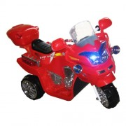 Lil Rider Fx 3 Wheel Battery Powered Bike, Red