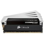 Corsair CMD32GX3M4A1600C9 Dominator Platinum 32GB (4x8GB) DDR3 1600 Mhz CL9 Mémoire pour ordinateur de bureau destinée aux passionnés