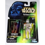 Star Wars Action Figur 69808 - Sandtrooper with Heavy Blaster Rifle
