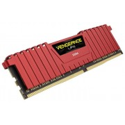Corsair DDR4 4GB / 2400 Corsair Vengeance Red CL16 - CMK4GX4M1A2400C16R (C239628)