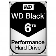 WD BLACK WD6001FZWX - 6TB 7200RPM 128MB 3.5ZOLL SATA600