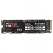 SSD M.2, 512GB, Samsung 950 PRO EVO M.2 2280, 3D V-NAND, MGX Controller (MZ-V5P512BW)
