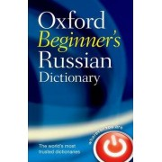Oxford Beginner's Russian Dictionary by Oxford Dictionaries