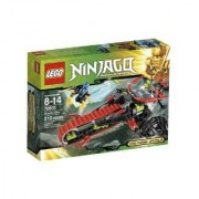 Lego Ninjago Warrior Bike 70501 (Red)