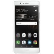 "Telefon Mobil Huawei P9 Lite, Procesor Octa-Core, IPS LCD Capacitive touchscreen 5.2"", 2GB RAM, 16GB Flash, 13MP, Wi-Fi, 4G, Dual Sim, Android (Alb) + Cartela SIM Orange PrePay, 6 euro credit, 4 GB internet 4G, 2,000 minute nationale si internationale fix"