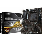 Placa de baza MSI A320M PRO-VH PLUS Socket AM4